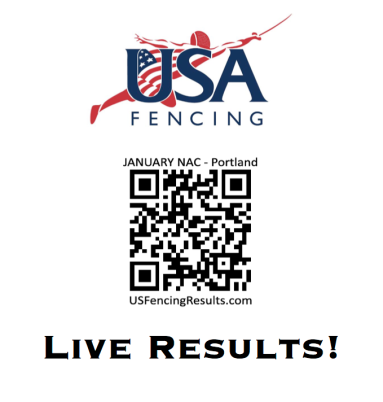 The QR code for USFencingResults.com
